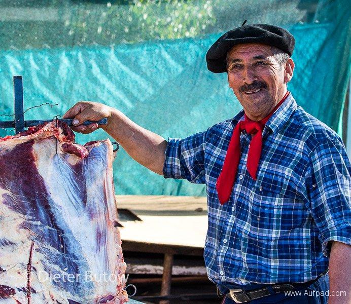 Argentina - Gauchos and Parque Lanin-8