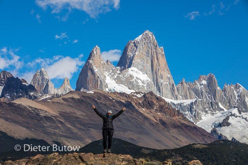 Argentina Perito Moreno to Fitzroy-30