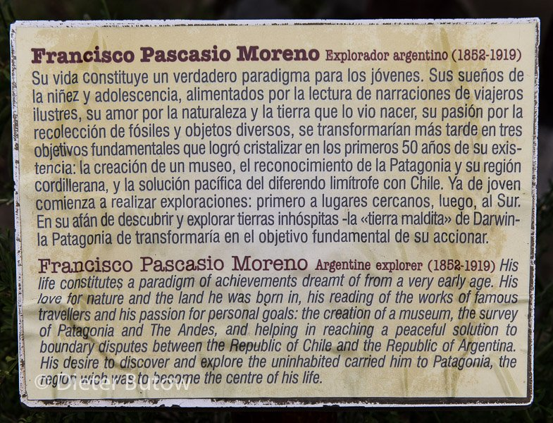 Argentina Perito Moreno to Fitzroy-5
