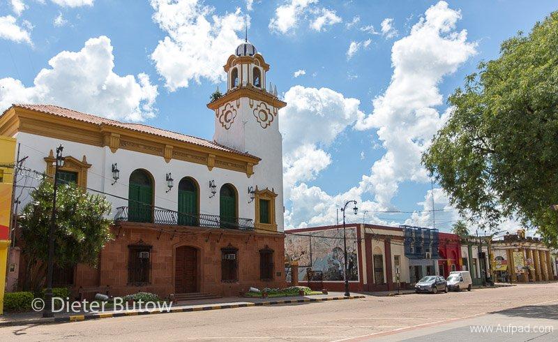 Argentina Che and Ibera-8