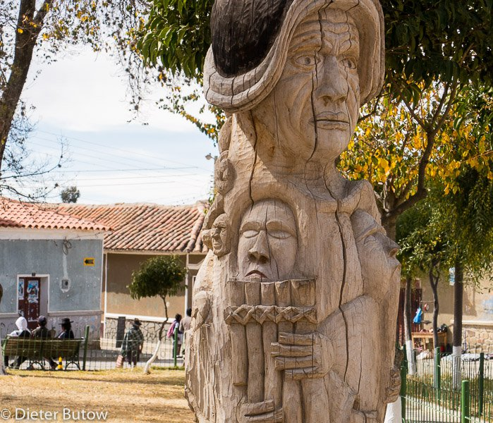 Bolivia-Ruta del Ché to Sucre-38