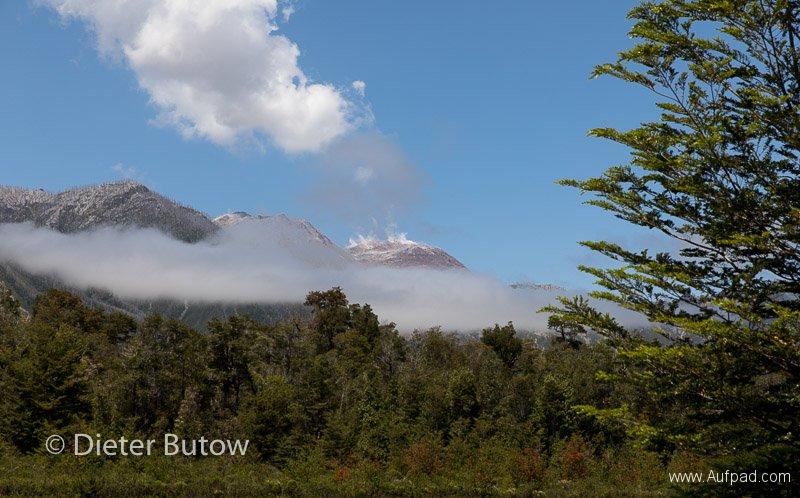Chile Volcan Chaitén to Glaciar San Rafael-4