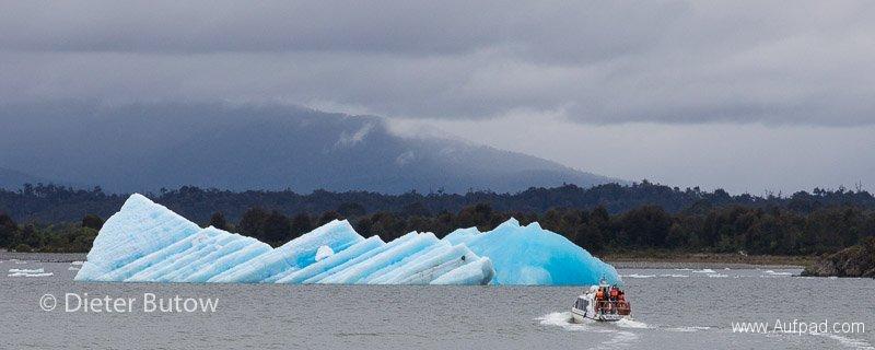 Chile Volcan Chaitén to Glaciar San Rafael-40