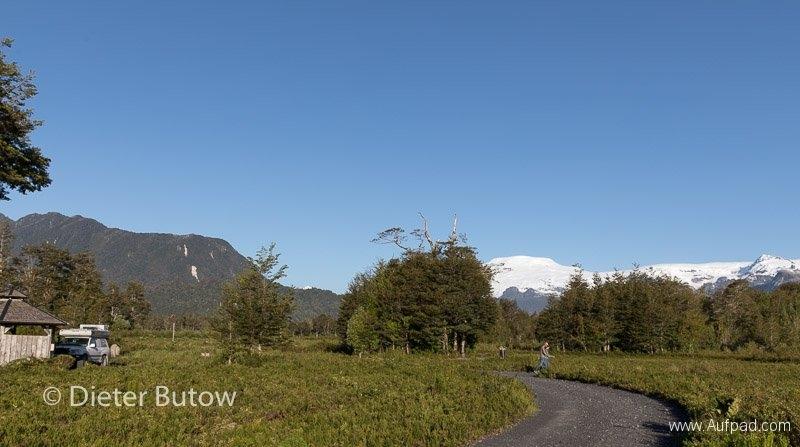 Chile Volcan Chaitén to Glaciar San Rafael-1
