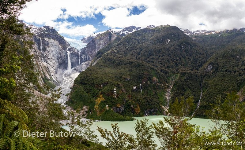 Chile Volcan Chaitén to Glaciar San Rafael-13