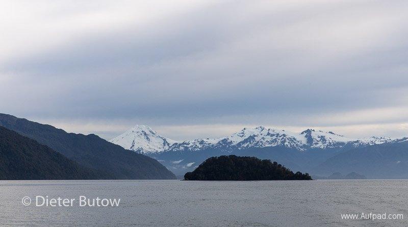 Chile Volcan Chaitén to Glaciar San Rafael-34