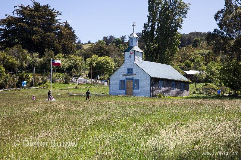 Chile Pumalin and Chiloé-23