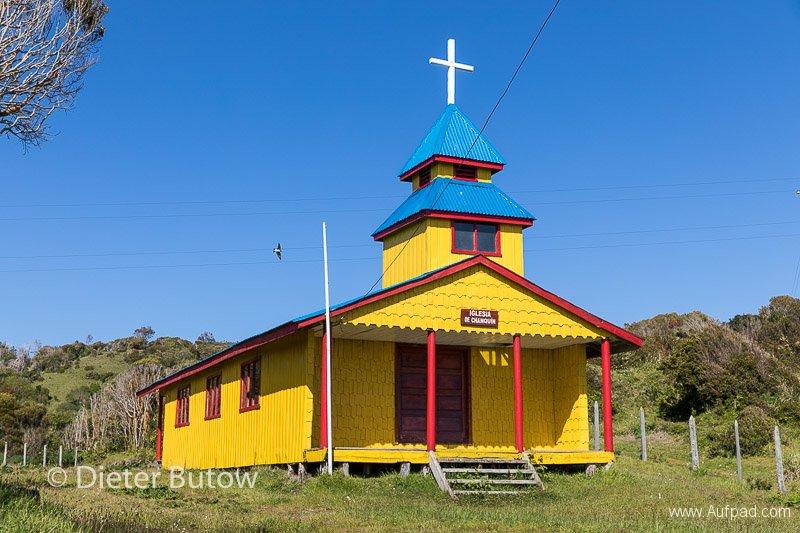 Chile Pumalin and Chiloé-38