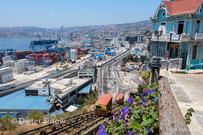 Chile Valparaiso to Siete Tazas-1