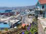 Chile Valparaiso to Siete Tazas