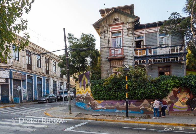 Chile Valparaiso to Siete Tazas-9