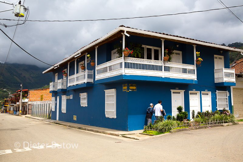 Colombia Town Jardin-13