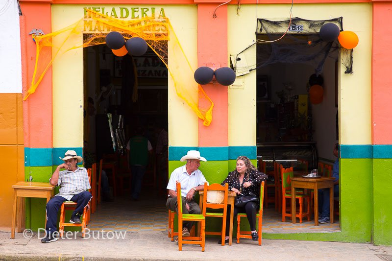 Colombia Town Jardin-19