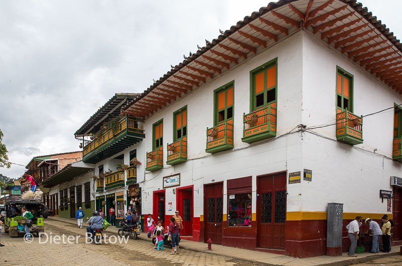 Colombia Town Jardin-20