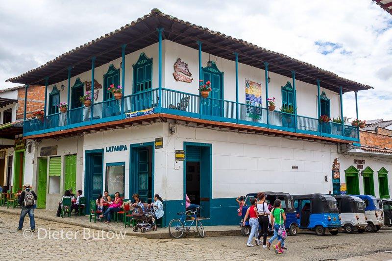 Colombia Town Jardin-23