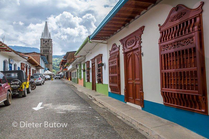 Colombia Town Jardin-30