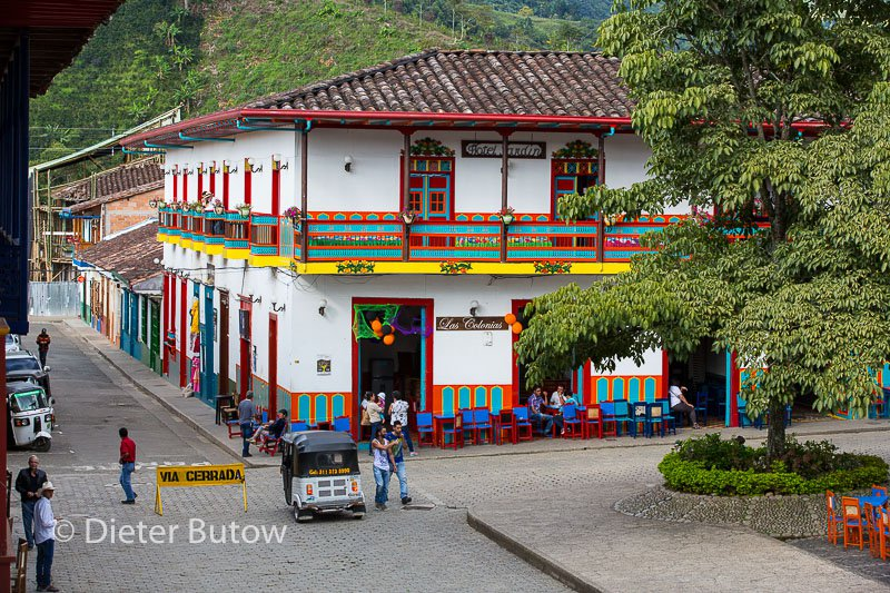 Colombia Town Jardin-53