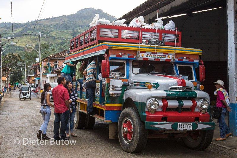 Colombia Town Jardin-62