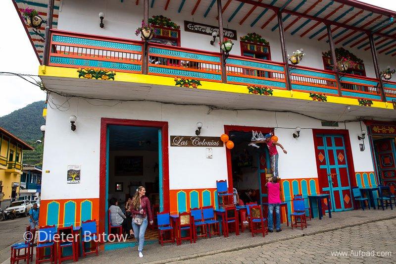 Colombia Town Jardin-25