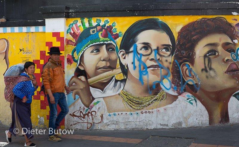 Ecuador Equator Otavalo Cotacachi-107