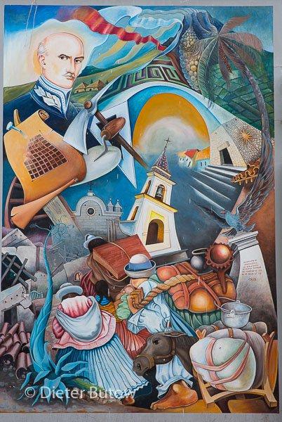 Ecuador Ibarra & El Angel & Gruta de la Paz-103