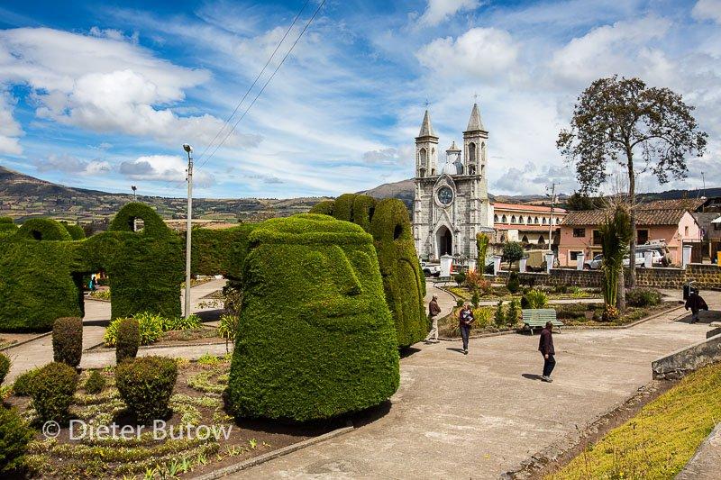 Ecuador Ibarra & El Angel & Gruta de la Paz-145