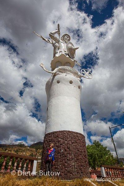 Ecuador Ibarra & El Angel & Gruta de la Paz-111