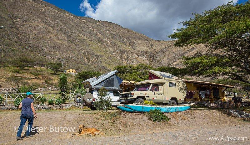 Ecuador Ibarra & El Angel & Gruta de la Paz-116