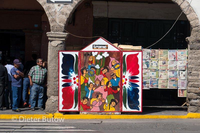 Peru Cusco to Cordilliera Blanca-126