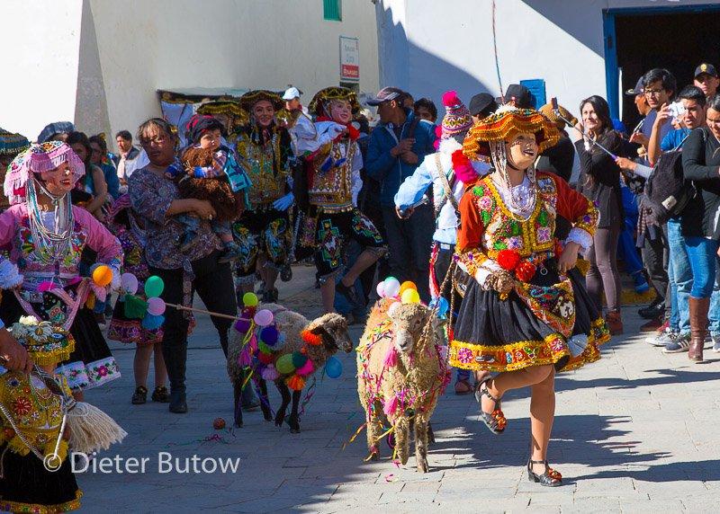 Peru -Paucartambo Festival Virgen del Carmen-11