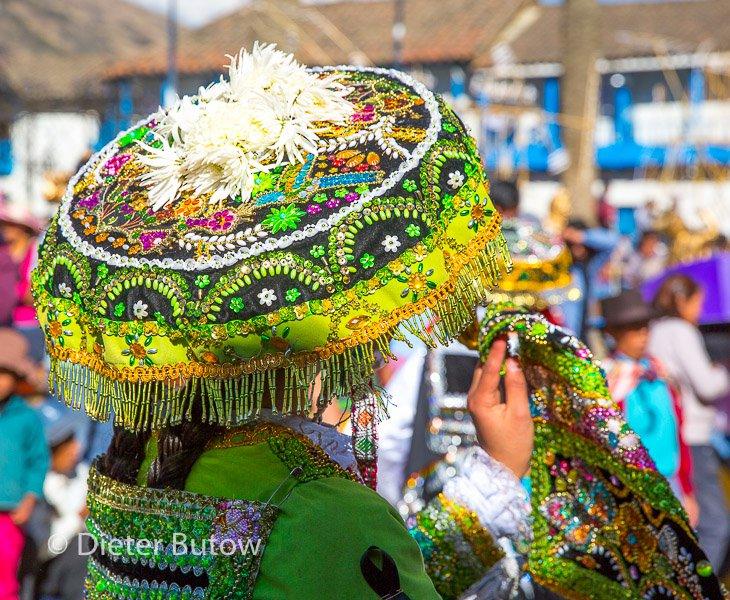 Peru -Paucartambo Festival Virgen del Carmen-14