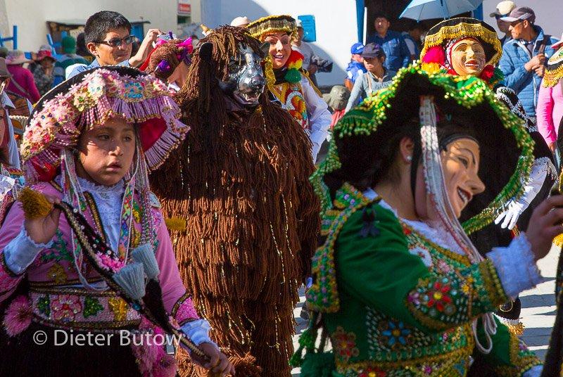 Peru -Paucartambo Festival Virgen del Carmen-15