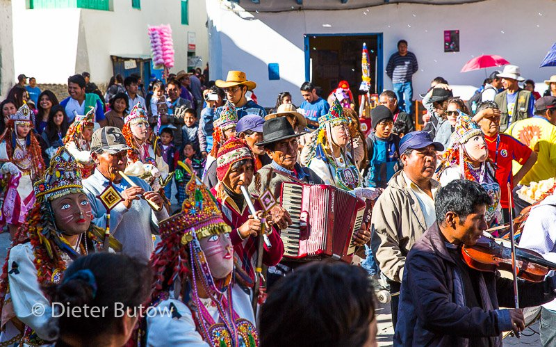Peru -Paucartambo Festival Virgen del Carmen-16