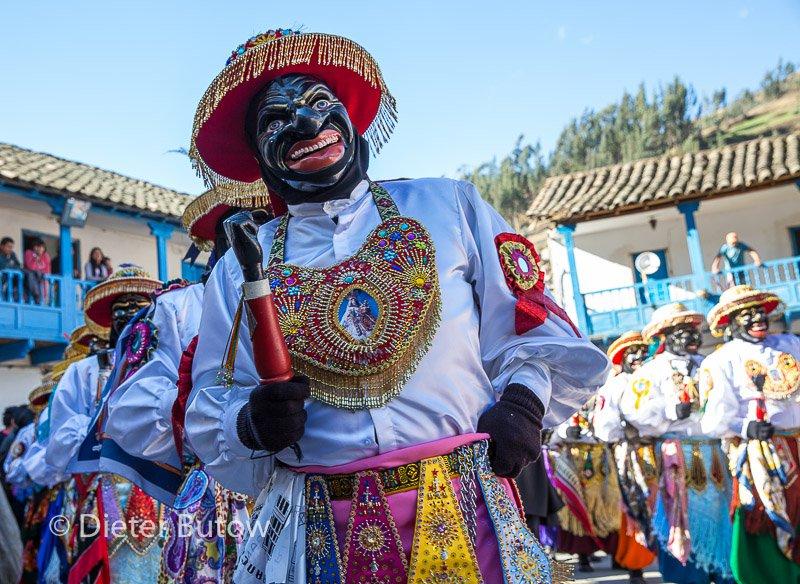 Peru -Paucartambo Festival Virgen del Carmen-22