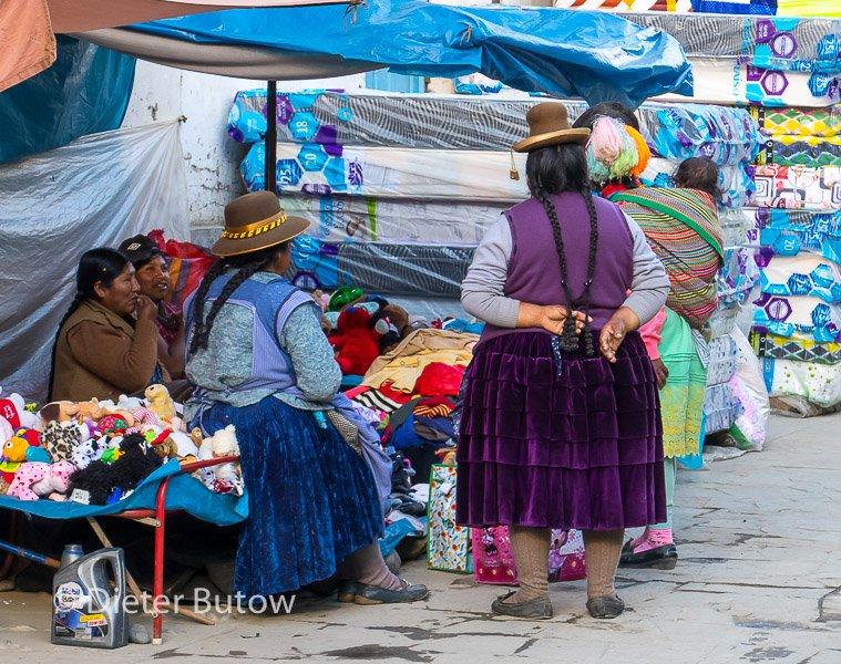 Peru -Paucartambo Festival Virgen del Carmen-3