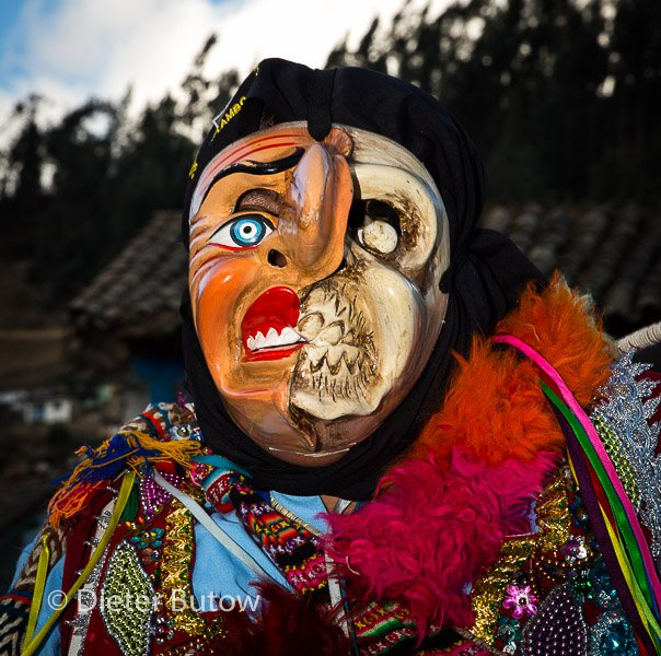 Peru -Paucartambo Festival Virgen del Carmen-35