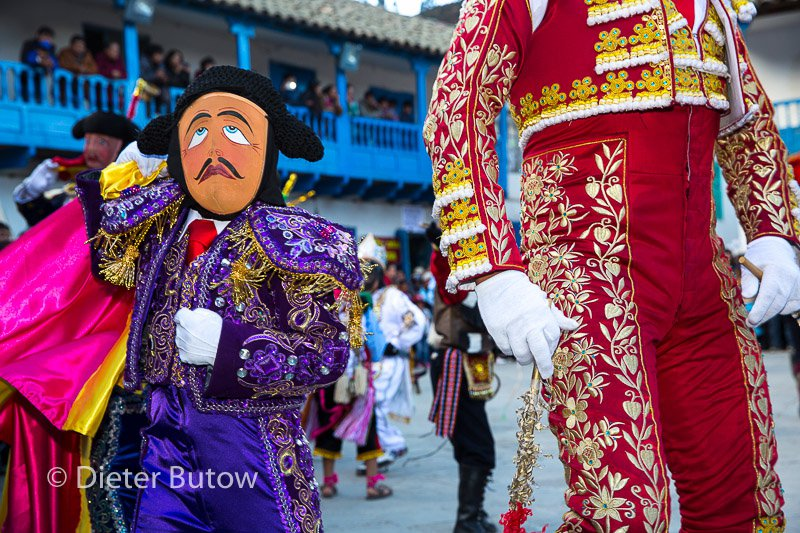 Peru -Paucartambo Festival Virgen del Carmen-36