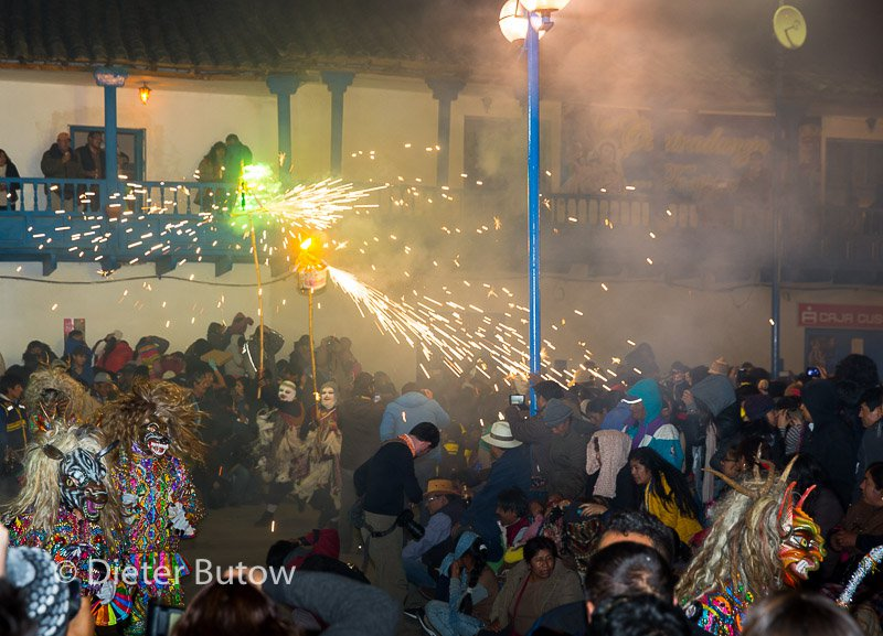 Peru -Paucartambo Festival Virgen del Carmen-64