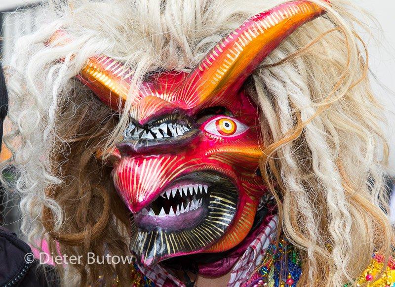 Peru -Paucartambo Festival Virgen del Carmen-88