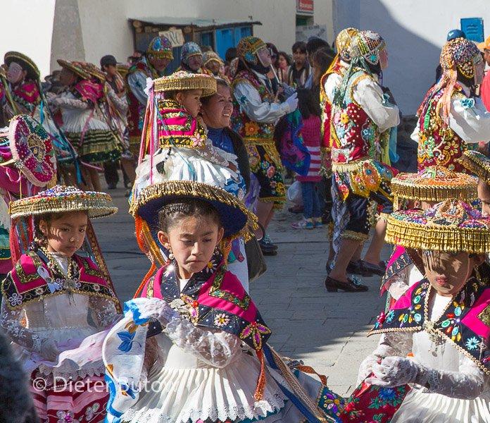Peru -Paucartambo Festival Virgen del Carmen-9