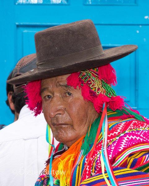 Peru -Paucartambo Festival Virgen del Carmen-91