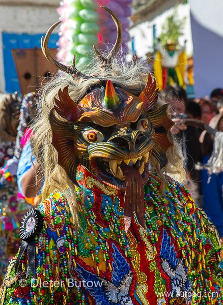 Peru -Paucartambo Festival Virgen del Carmen-18