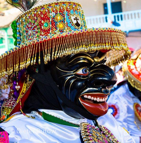 Peru -Paucartambo Festival Virgen del Carmen-25