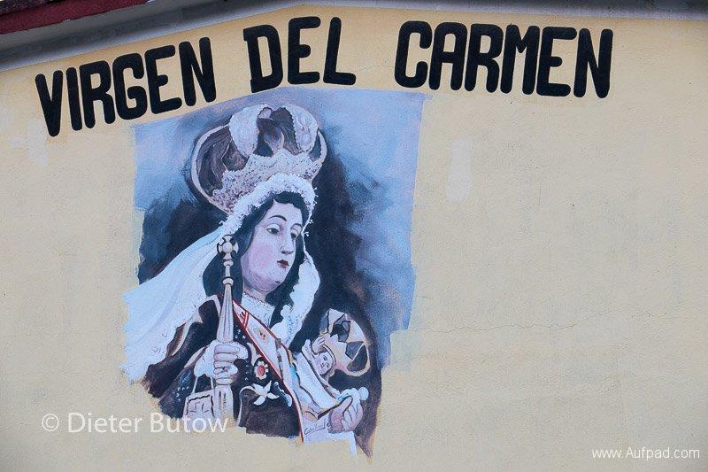 Peru -Paucartambo Festival Virgen del Carmen-4