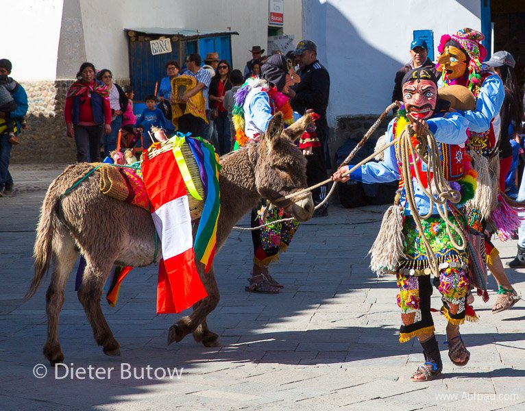 Peru -Paucartambo Festival Virgen del Carmen-8