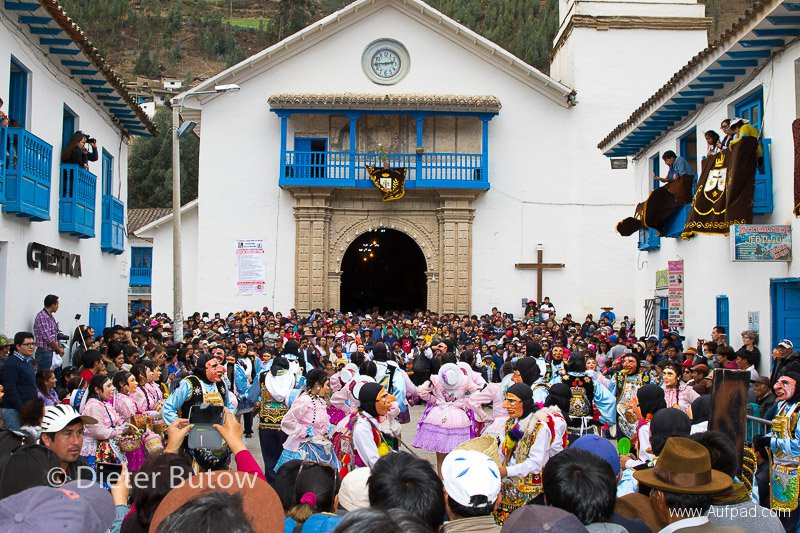Peru -Paucartambo Festival Virgen del Carmen-89