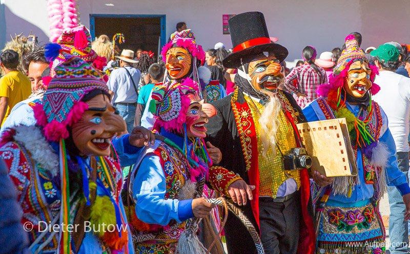 Peru -Paucartambo Festival Virgen del Carmen-17