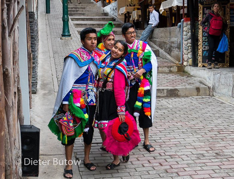 Peru Machu Picchu and Agua Calientes-13