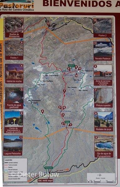 Parque Huascaran A-122