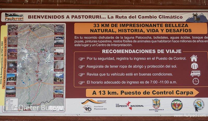 Parque Huascaran A-123